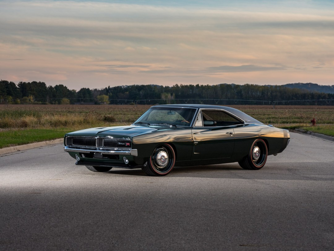 "'69 Dodge Charger ""Defector"" : Signée Ringbrothers... 28"