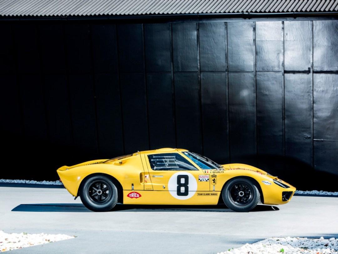 '68 Ford GT40 - Racing queen... 50