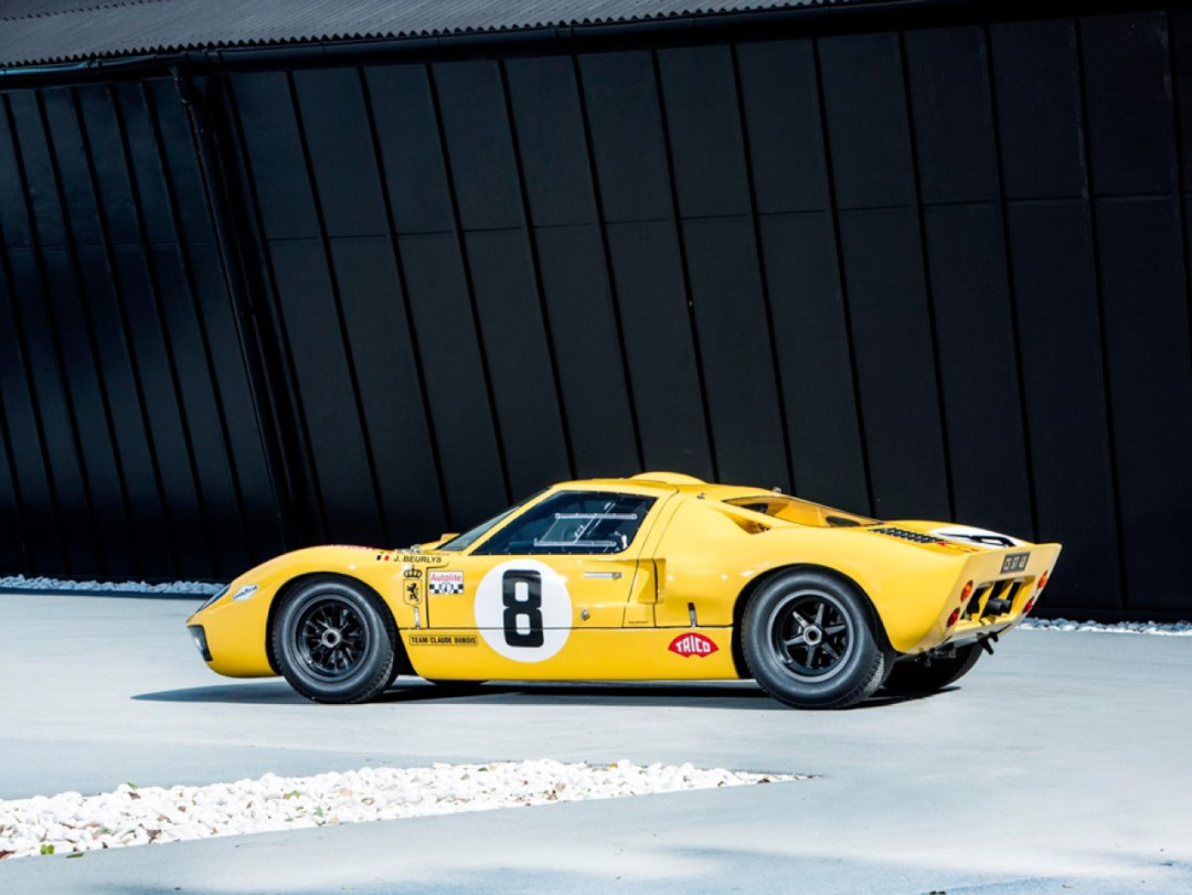 '68 Ford GT40 - Racing queen... 45