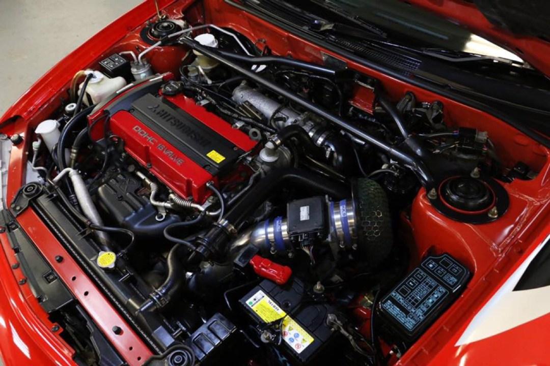Mitsubishi Lancer Evo 6 Tommi Makinen Edition : ADN de championne 47