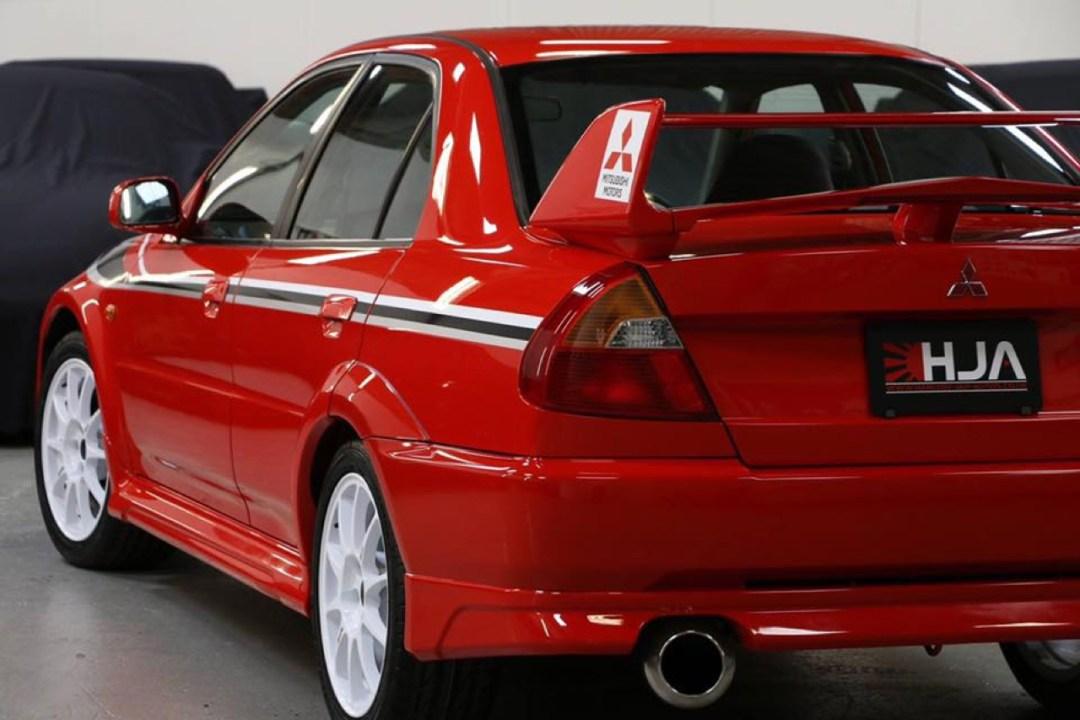 Mitsubishi Lancer Evo 6 Tommi Makinen Edition : ADN de championne 42