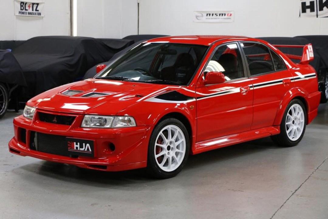 Mitsubishi Lancer Evo 6 Tommi Makinen Edition : ADN de championne 43