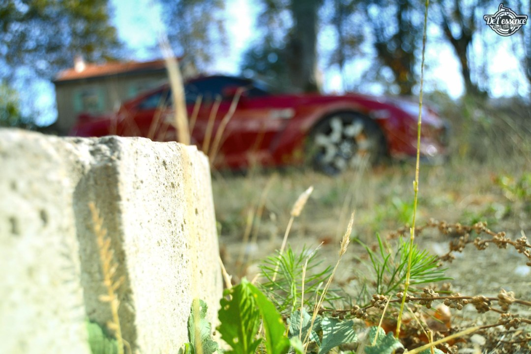 Nissan GTR R35 : Godzilla voit rouge ! 97