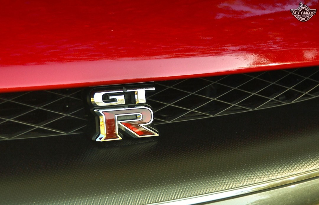 Nissan GTR R35 : Godzilla voit rouge ! 81
