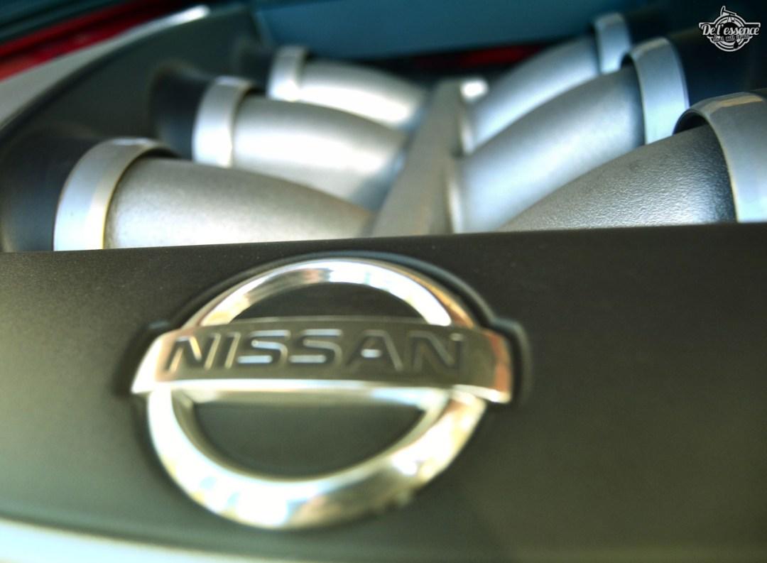 Nissan GTR R35 : Godzilla voit rouge ! 86