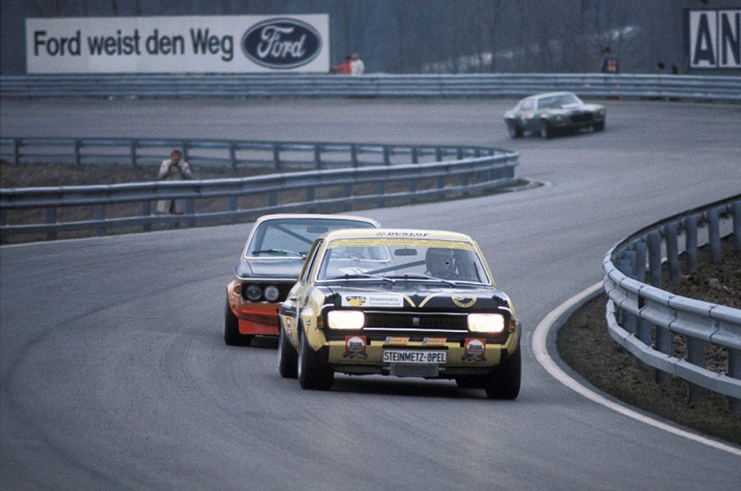 Opel Commodore Steinmetz... 20 ans avant ! 25