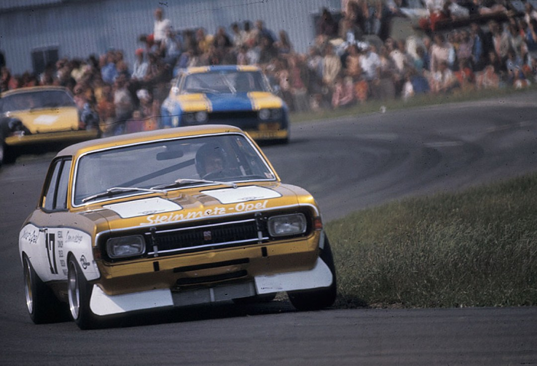 Opel Commodore Steinmetz... 20 ans avant ! 19