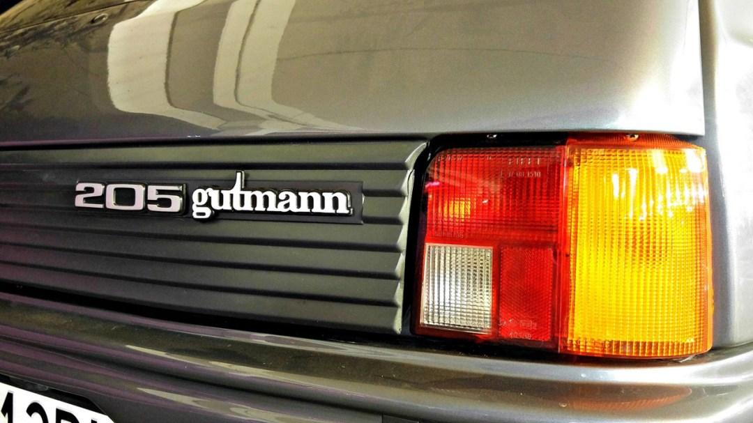 Peugeot 205 GTi Gutmann - Sportive à la carte pour collector certifié ! 35