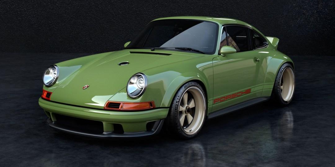 Singer dehors, Williams dedans ! La Porsche 911 en mode tuerie ! 39