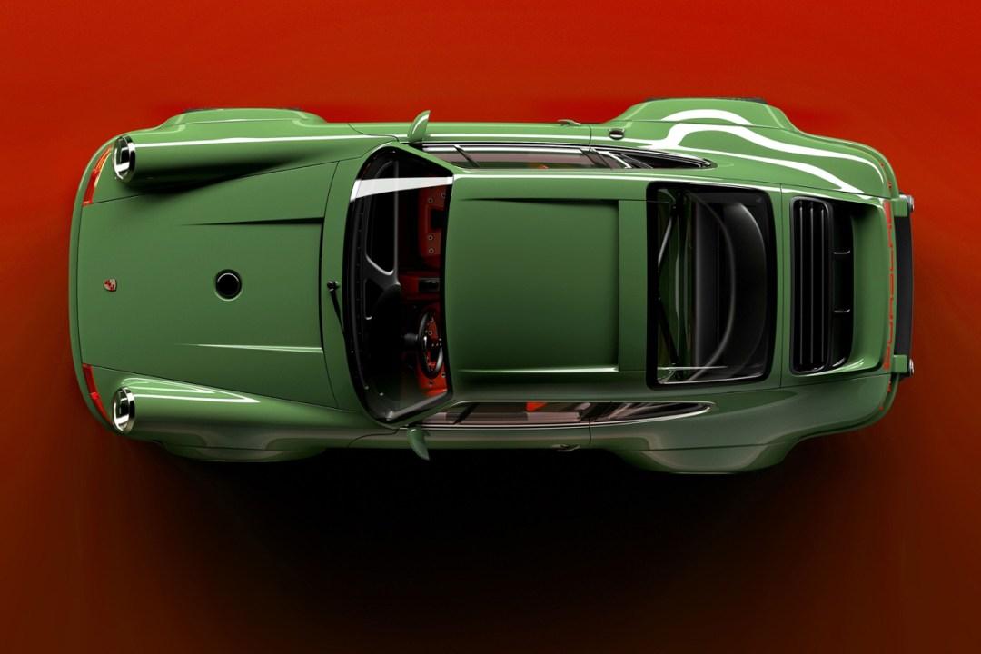 Singer dehors, Williams dedans ! La Porsche 911 en mode tuerie ! 43