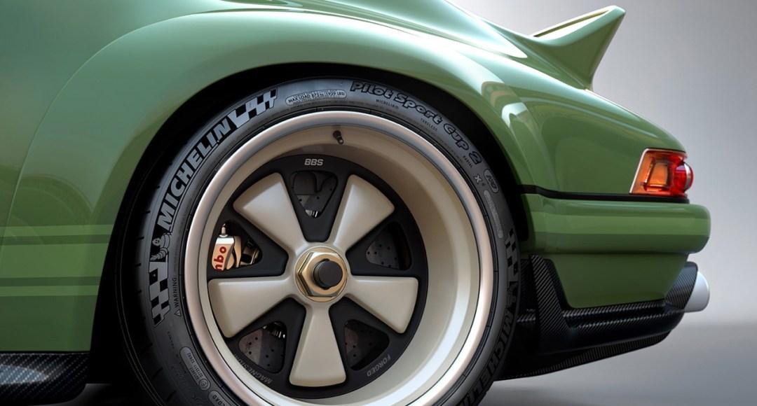 Singer dehors, Williams dedans ! La Porsche 911 en mode tuerie ! 53