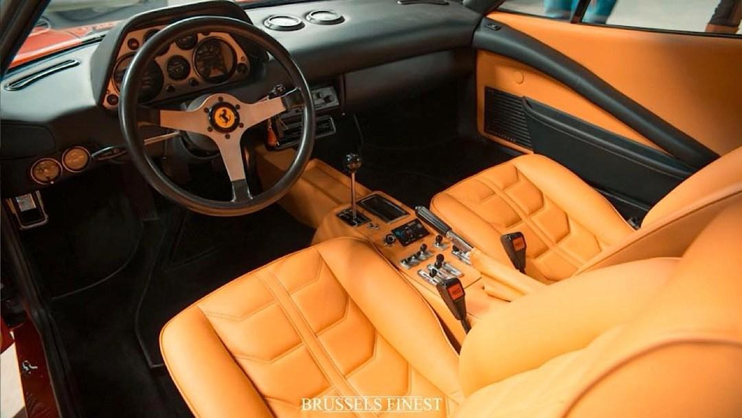 Bagged Ferrari 308 GTB... Air Magnum ! 30