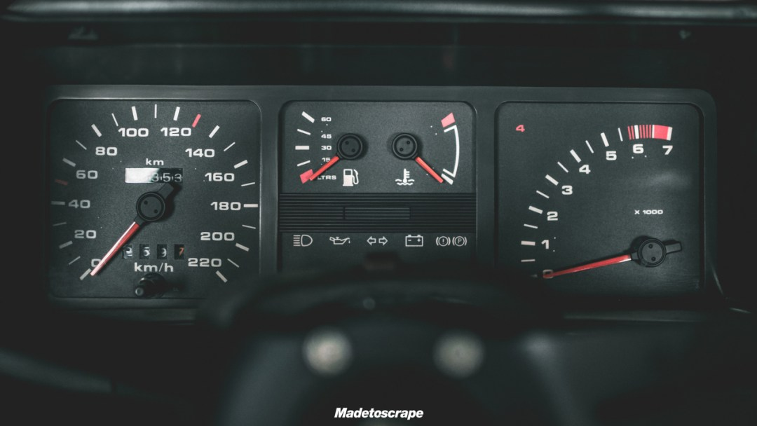 Justa '85 Ford Sierra V6 Cosworth : Bestiale ! 69