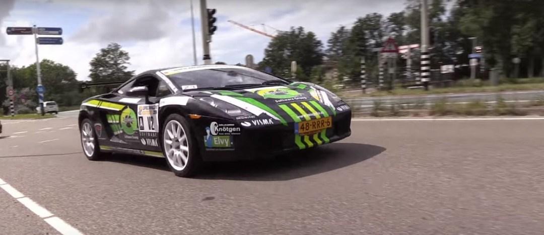 Lamborghini Gallardo Rallye Car - Whaaaaaaaaaat ? 7