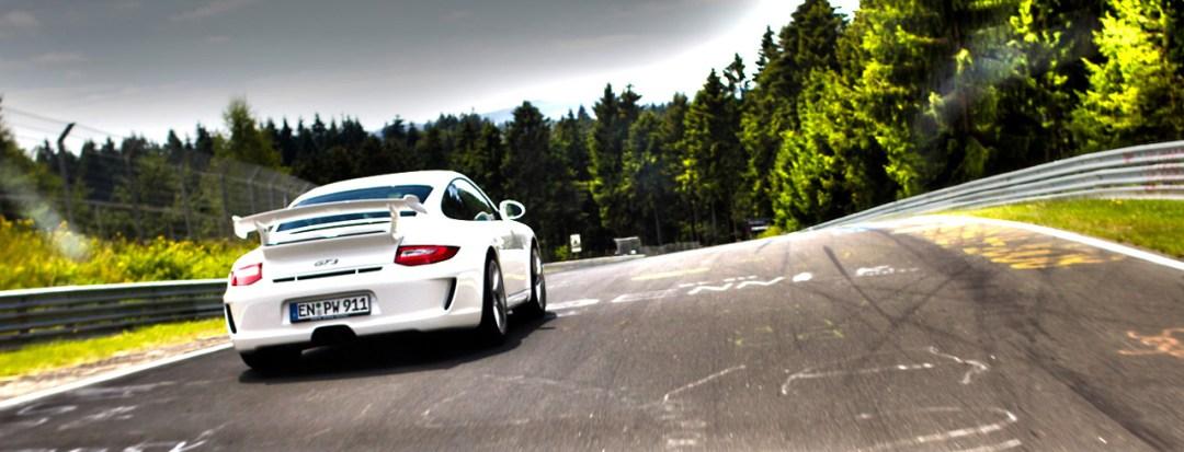 D'la Porsche sur le Nürb... 5
