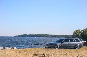 DLEDMV 2K18 - BMW E39 Slammed on BBS - 011