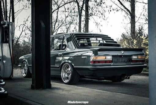 DLEDMV 2K18 - BMW 520i E28 Speedline & Static - 06
