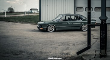 DLEDMV 2K18 - BMW 520i E28 Speedline & Static - 15
