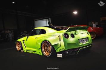 DLEDMV 2K18 - Nissan GTR Rocket Bunny Diablo Photography - 16