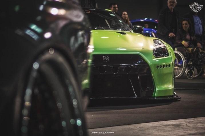 DLEDMV 2K18 - Nissan GTR Rocket Bunny Diablo Photography - 20