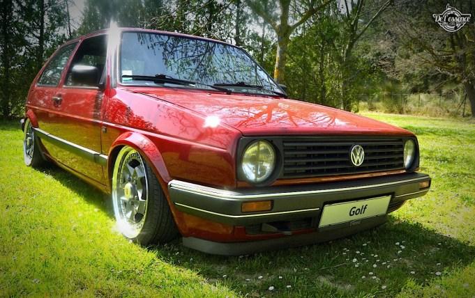 DLEDMV 2K18 - Spring Event #5 VW Golf 2 Florian - 010