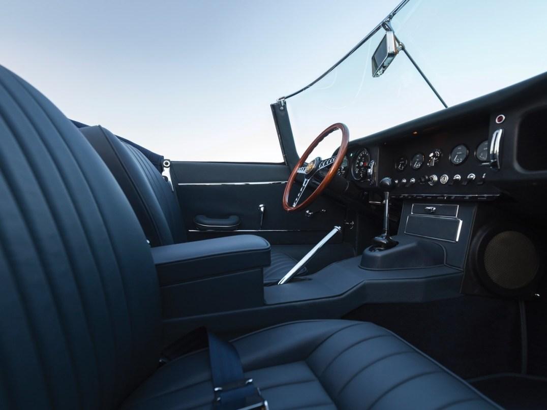 DLEDMV 2K18 - Jaguar Type E 4.2 roadster - 14