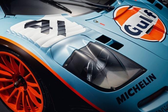 DLEDMV 2K18 - McLaren Gulf F1 & 675LT - 01