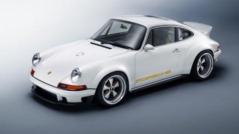 DLEDMV 2K18 - Porsche 911 Singer Dynamics and Lightweighting Study - 17