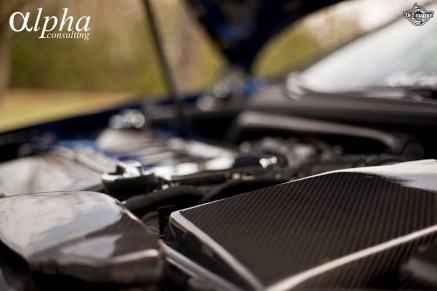 DLEDMV 2K18 - Spring Event #5 - Golf R32 David - Bugatti EB110 - Alpha 37