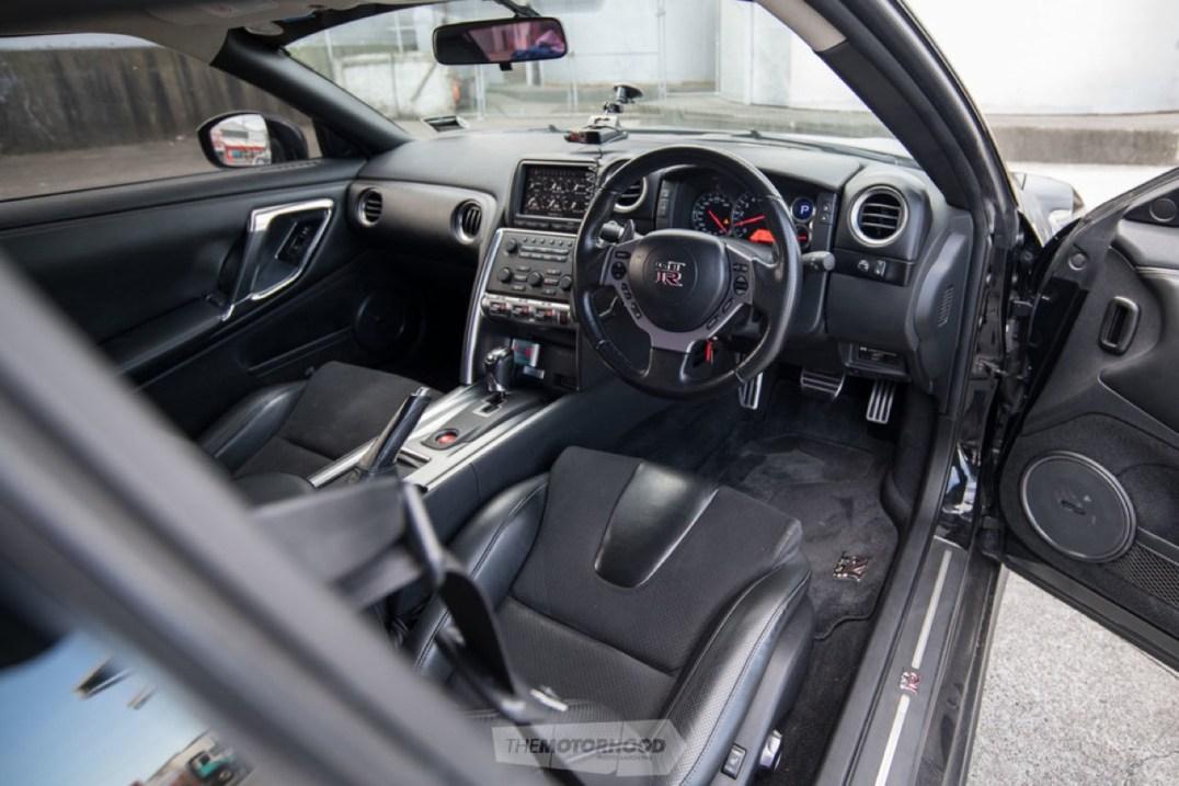 DLEDMV 2K18 - Nissan R35 GTR 1200+ The Motorhood- 03