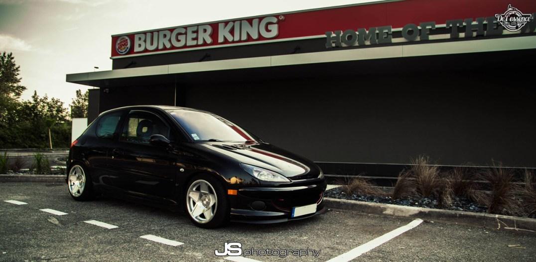 DLEDMV 2K18 - Peugeot 206 JS Photo - 05
