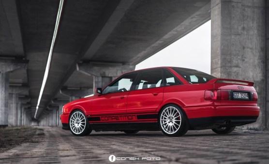 DLEDMV 2K18 - Audi 80 Quattro Competition Conek Foto - 12