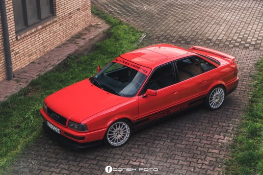 DLEDMV 2K18 - Audi 80 Quattro Competition Conek Foto - 18