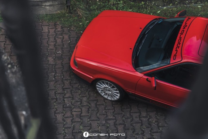 DLEDMV 2K18 - Audi 80 Quattro Competition Conek Foto - 30