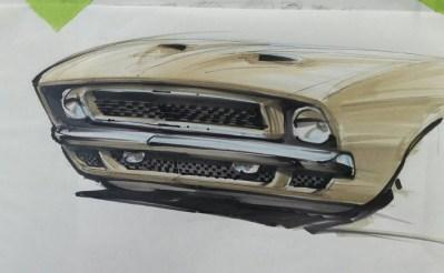 DLEDMV 2K18 - Ford Mustang Mach 1 Chip Foose - MachFoose - 11