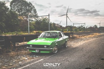 DLEDMV 2K18 - Opel Manta A Green on Schmidt Loyalty - 05