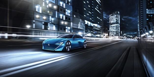 DLEDMV 2K18 - Peugeot Concept Car - 09