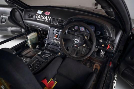 DLEDMV 2K18 - Taisan Nissan Skyline R32 GrA - 02
