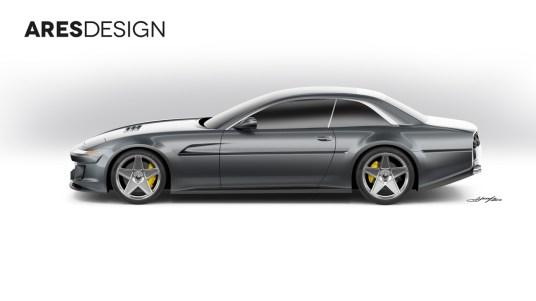 DLEDMV 2K18 - Ares Design Reborn legends Ferrari 250 GTO - 12