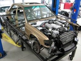 DLEDMV 2K18 - Mercedes 190 Evo 2 63 AMG Piper Motorsport - 01