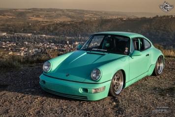 DLEDMV 2K18 - Porsche 964 Airride Flow - 09