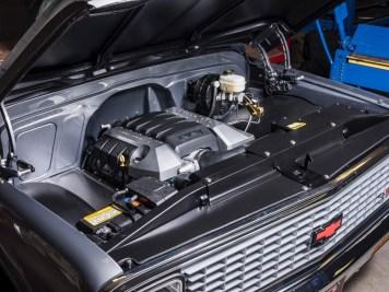 DLEDMV - SEMA 2K18 - Chevy Blazer K3 Ringbrothers - 18