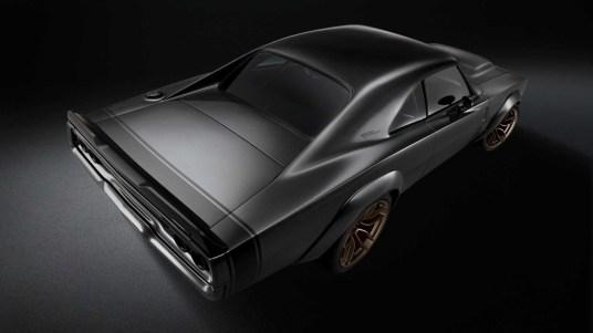 DLEDMV - SEMA 2K18 - Dodge Charger Hellephant Hemi 426 - 05