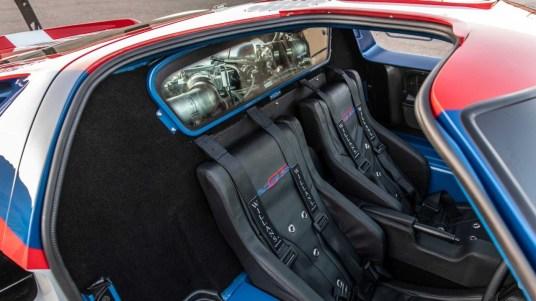DLEDMV - SEMA 2K18 - Ford GT40 Superformance V6 EcoBoost - 10