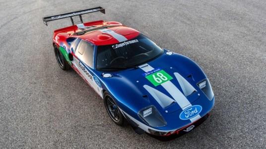 DLEDMV - SEMA 2K18 - Ford GT40 Superformance V6 EcoBoost - 17