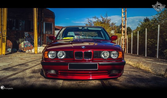 DLEDMV 2K18 - BMW E34 Exclue Tim - 01