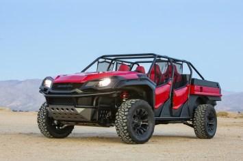 DLEDMV - SEMA 2K18 - Honda Open Air Vehicle Concept - 10