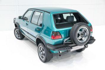 DLEDMV VW Golf Country - L'anti-stance dans la boue 19