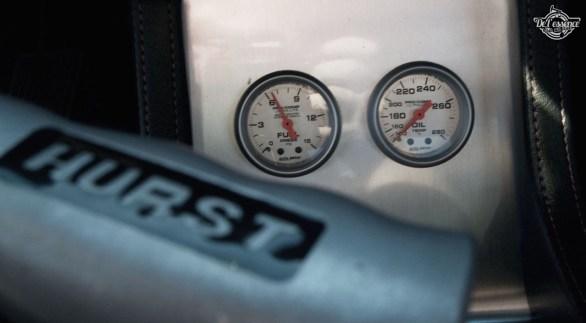 DLEDMV 2K18 - Ford Mustang Shelby GT500 Replica - 72