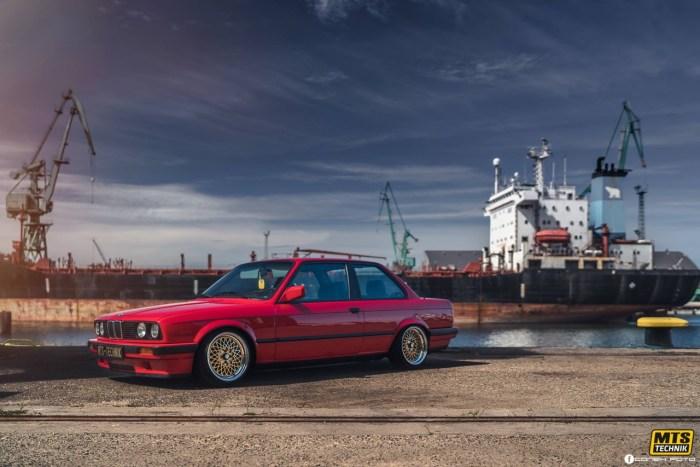 DLEDMV 2K19 - BMW E30 Conek & MTS Technik - 14